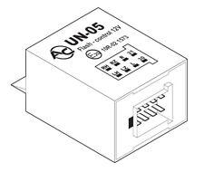 UN-05 Flash-control 12V Steuergerät Relais Anhängerkupplung AHK