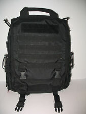 Black Military Special Forces Tactical Laptop Tablet Kindle BackPack