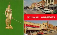 WILLMAR MN 1973 Street Views on Fourth Street & Litchfield Avenue Old Cars 535