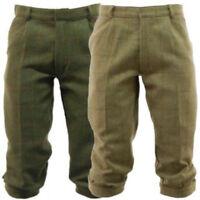 Mens Countryman Tweed Breeks Trousers Hunting Shooting Breeches