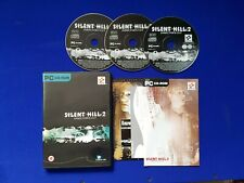 pc SILENT HILL 2 Directors Cut Survival Horror Director's REGION FREE Pal UK