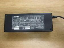 Caricabatterie ORIGINALE alimentatore per TOSHIBA PA3283U-1ACA - 15V 5A 75W