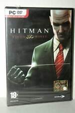 HITMAN BLOOD MONEY GIOCO NUOVO SIGILLATO PC DVD VERSIONE ITALIANA VBC 44688
