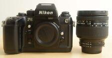 NIKON AF zoom 24-120 mm 3.5-5.6 D lens (macro) + NIKON F4 body