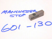 USED MANCHESTER STOP FOR RIGHT ANGLE TOOLHOLDERS 601-130