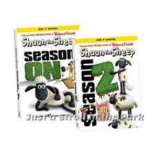 Shaun the Sheep: Animated TV Series Complete Seasons 1 & 2 Box / DVD Set(s) NEW!