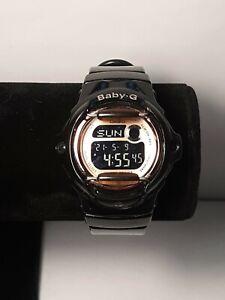 Casio Baby G Shock BG169G Gold/Black Watch