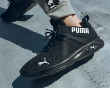 PUMA Enzo Beta Woven Running Mens Shoe