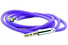 Audio Lead Headphone Car Aux MP3 iPod Mobile Jack To Jack Plug Male Cable. 0178
