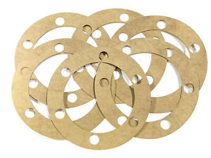 1957-68 Dodge D & W300 Dana 70  Rear Axle HD 6 bolt Gasket Set of 6