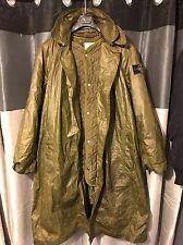 "Holy Grail SI 1980s Ice Jacket Trench Dutch Rope L XL XXL 25"" Ptp Osti Classic"