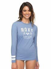 Roxy Womens Enjoy Waves Long Sleeve Upf 50 Rashguard Size S A20 Nwot