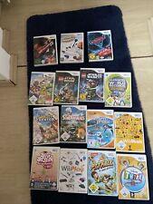 15 Nintendo Wii Spiele Star Wars Game Party Need For Speed Cars 2 Spielesammlung
