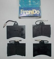 CITROEN C15/ PASTIGLIE FRENO ANTERIORI/ FRONT BRAKE PADS