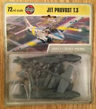 Sealed Airfix 72nd Scale Jet Provost T.3 (1973) Series 1 Model Construction Kit