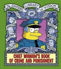 Chief Wiggum (The Simpsons Library of Wisdom), Groening, Matt, New Book
