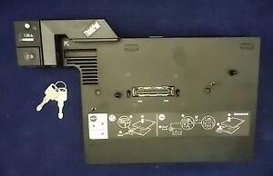 GENUINE IBM Lenovo Thinkpad Docking Station for T400 T500 T60 T61 (Type 2504)