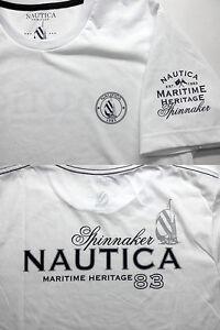 Nautica Cotton Maritime Heritage 83 T Shirt