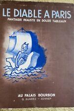 Le Diable à Paris, Fantaisie réaliste en douze tableaux par les Maîtres de la...