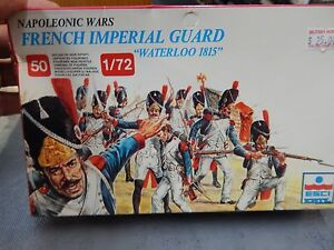 1/72 ESCI French Imperial Guard figures #214