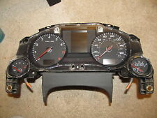 03 04 AUDI A8 INSTRUMENT CLUSTER SPEEDOMETER GAUGE W/O ADAPTIVE CRUISE