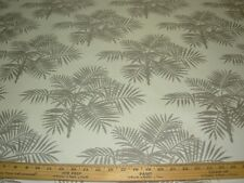"""~11 4/8 YDS~""""FERN"""" PLANTS~EMBROIDERED UPHOLSTERY FABRIC FOR LESS~"""