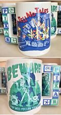 Disney Parks Pixar Toy Story Haunted Mansion Pirates of the Caribbean 2 Side Mug