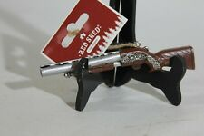 2 Shotgun Rifle Resin Christmas Ornaments Wreath Decor Hunting Hunter Man Cave