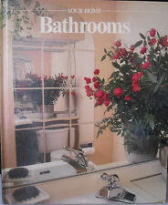 "NEW*NEVER OPENED/READ* ""YOUR HOME~BATHROOMS"" 1985 TIME LIFE HC"