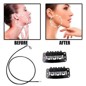 Instant Face Lift and Neck Lift Tapes Refill Facelift US P4T2