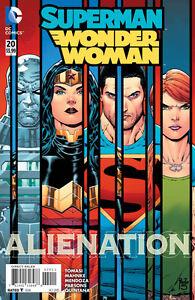 Superman/Wonder Woman (2013) #20 VF/NM