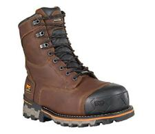 """Timberland Pro Boondock 8"""" Boots - Waterproof - 200G - Comp Toe - Size 10 Wide"""