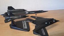 1/144 IXO MODELS ATLAS LOT AVIONS LOCKHEED BLACKBIRD ET NIGHTHAWK