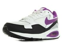 Nike Wmns Air Max St Trainers Shoes 511417101 UK 5 White/Purple/Grey (71)