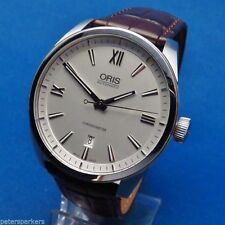 Oris Round Wristwatches with Date Indicator