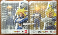 Dragon Ball  S.H.Figuarts Super Saiyan Vegeta Trunks 2pcs SET Action figure
