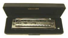 "Harmonica chromatique Hohner ""Toots"" Thielemans ""Mellow Tone"" Do / C. Neuf."