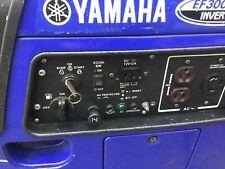 Yamaha Ef3000iseb 3000w Portable Inverter Generator Local Pick Up Only