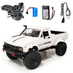 WPL C24-1 4WD 1:16 RC Car Toys Electric Truck Remote Control Off Road Crawler