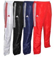 Adidas Tracksuit Bottoms Jogging Pants Sports Gym Training Trousers Mens Kids