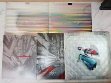 WipEout Omega CollectionLimited Vinyl record press pack - Super rare!