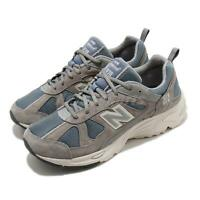 New Balance 878 Grey Silver Men Women Unisex Casual Shoes Sneakers CM878KO1 D