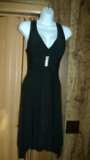 B. DARLING JUNIOR WOMEN'S SIZE 3/4 BLACK  DRESS PROM/BANQUET/EVENING OUT