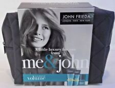 2x John Frieda Me&John Luxurious Volume Travel Root Booster Set & Bag Gift Pack