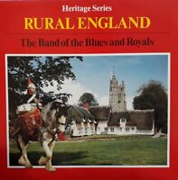 Band Of The Blues And Royals-Rural England Vinyl LP.1988 Music Masters MM 0636.