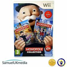 Monopoly Collection (Wii) **GREAT CONDITION**