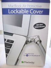 Maclocks  -  MacBook Air,   Protective LOCKABLE COVER;  Clear,  UPC: 79757392131