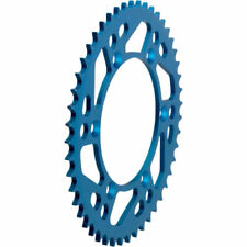 Moose Racing Aluminum Blue Motorcycle Chains, Sprockets and Parts