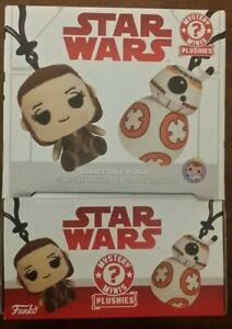 Lotto 18 bustine Funko Mystery Mini Plushies Star Wars