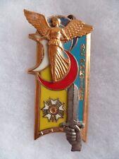Insigne 116° PROMOTION ENSOA ADJ PORTIER Thème 3° DIA CEF ITALIE 1943 WWII